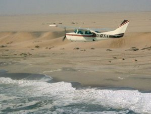 4 Days Luxurious Skeleton Coast Safari in Namibia