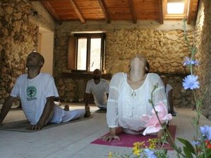 7 Days Farm Reiki and Yoga Retreat in Italy