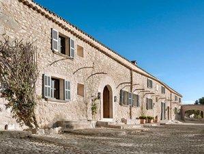 4 días de retiro de yoga en Finca Serena, Mallorca