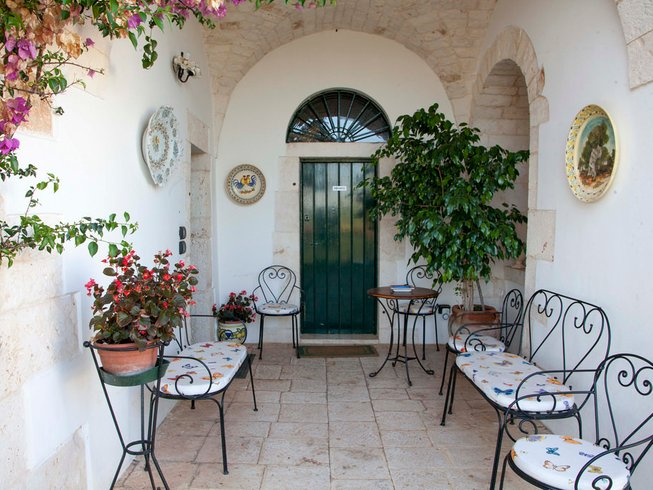 5 Days Italian Cooking and Yoga Retreat in Puglia, Italy
