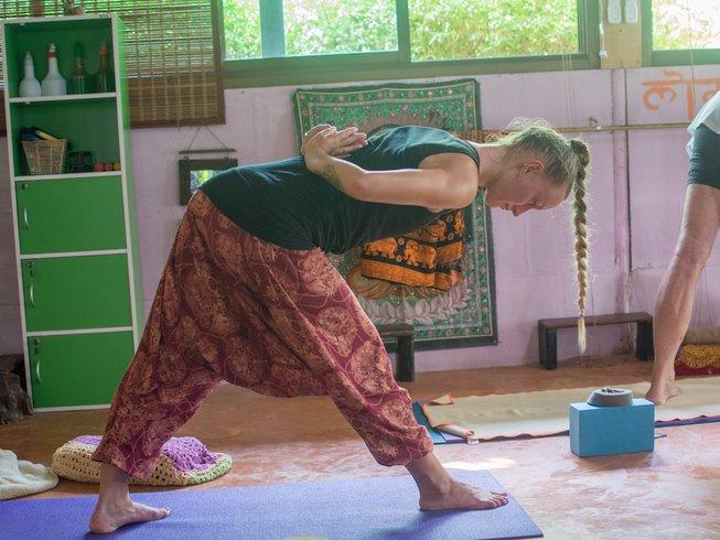 6 Tage Erschwinglicher Meditation und Yoga Retreat in Krabi, Thailand