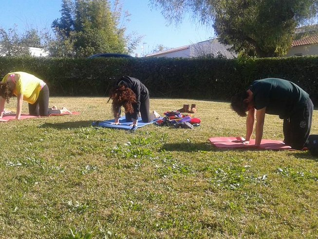 10 Tage 100-Stunden Yogalehrer Ausbildung in der Algarve, Portugal