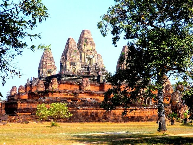 7 Days Guided Cambodia Motorbike Tour