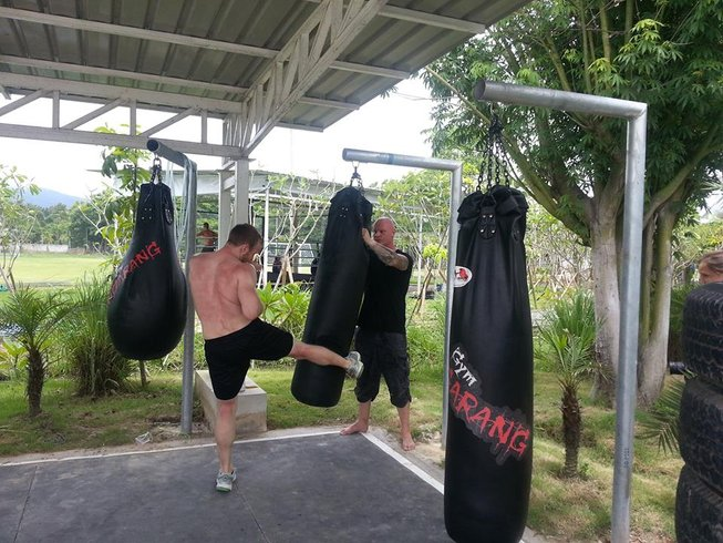1 Week MMA & Muay Thai Training in Chiang Mai, Thailand