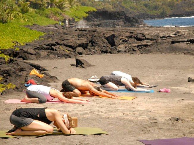 8-Daagse Ayurveda, Meditatie en Yoga Retraite in Hawaii, VS