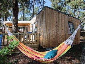 2 Dagen in Surfkamp Green Resort - Accommodatie voor Surfers in Ondres, Landes