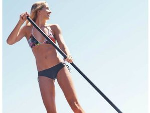 8 Days Spanish Course and SUP Camp in Corralejo, Spain