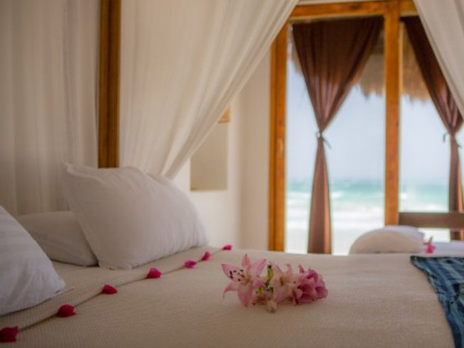 5 Days Sun and Sweat Yoga Retreat in Tulum, Mexico