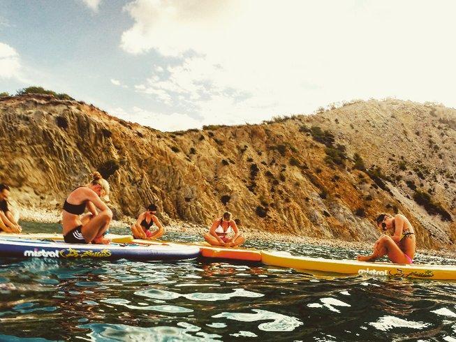 7 Days Sailing, SUP, and Yoga Retreat Spain