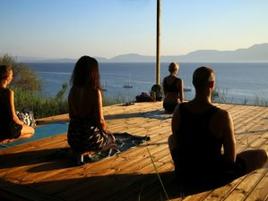 8 Days Kriya Yoga Meditation Retreat in Palairos, Greece