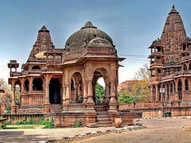 15-Daagse Culturele Tour, Meditatie en Yoga Retreat in India