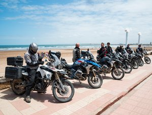 5 Days Short Moroccan Motorcycle Tour