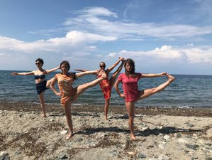 8 Days of Somatic Dance and Yoga Retreat in Mystical Samothraki, Greece