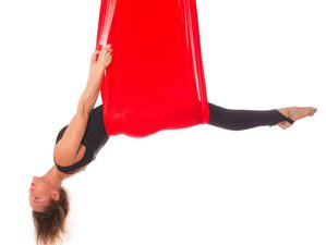 Self-Paced 50-Hour Online Aerial Yoga Teacher Training With Joanna Puchala