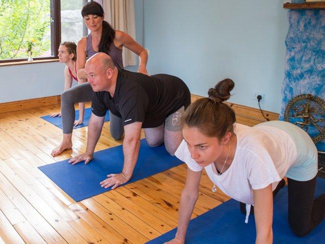 3 Days Meditation and Vinyasa Yoga Retreat Burren, Ireland