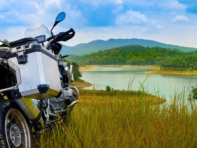 """10 Days """"Kaleidoscope of Color"""" Guided Motorcycle Tour Malaysia and Singapore"""