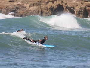 15 Days Golden Surfer Surf Camp Ericeira, Portugal