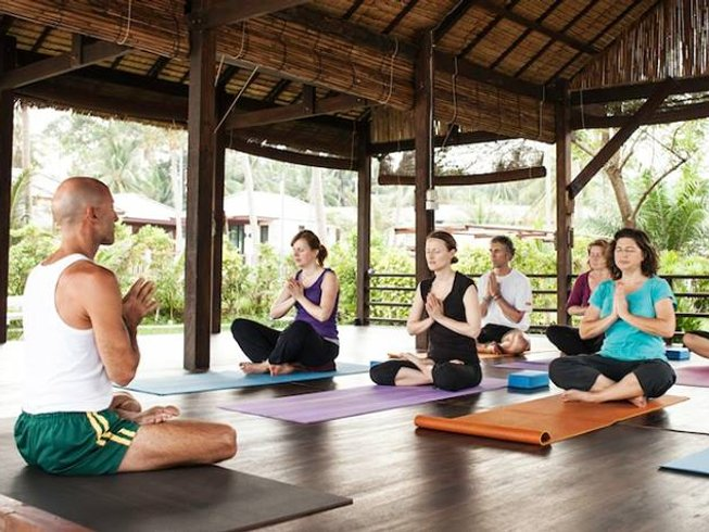 8 Days Weight Loss and Yoga Retreat in Thailand