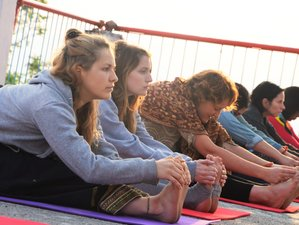 15 Days Female Yin Yoga and Meditation Retreat in Rishikesh, India