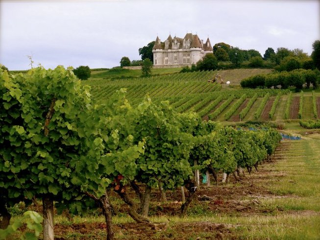7 Days Cooking Holiday and Wine Tours in France