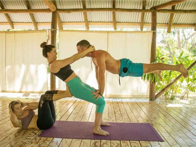 8 Days Meditation Yoga Retreat in Costa Rica