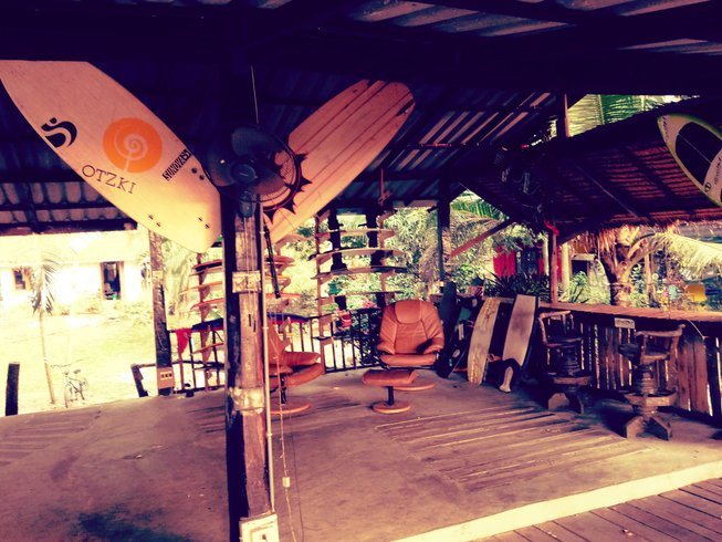 8 Days Recharge Surf Camp Thailand