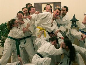 2 Weeks Spirit of the Hero Martial Arts Camp in Liguria, Italy