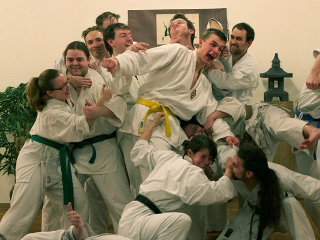 2 Weeks Spirit of the Hero Camp, Martial Arts Retreat in Liguria, Italy