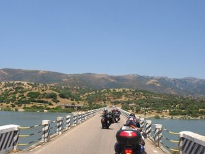 14 Day Guided Motorcycle Tour from Rome to Sardinia and Corsica