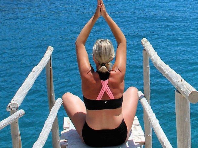 8 Days Meditation and Zen Yoga Retreat in Zakynthos, Greece