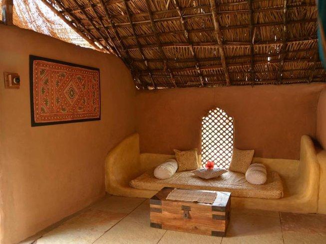 9 jours en stage de yoga, méditation et cérémonie du cacao à Goa, Inde
