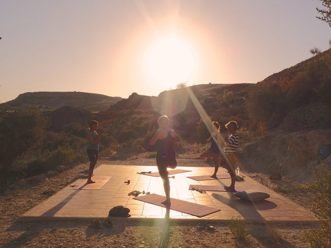 8 Days Rustic Yoga Retreats in Murcia, Southern Spain