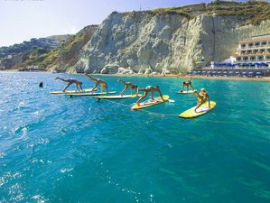 5 Days 20-Hour SUP Yoga Teacher Training in Ischia, Italy