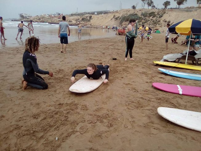 7 Days Surf Camp in Taghazout, Morocco