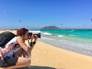 8 Day Photography Workshop and Surf Holiday in Fuerteventura
