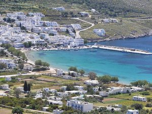 6 Day Yoga, Health, and Wellness Retreat in Aegiali, Cyclades