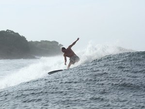 8 Day Awesome Adventure Yoga Holiday and Surf Camp at an Eco Resort in Serene El Viejo, Chinandega