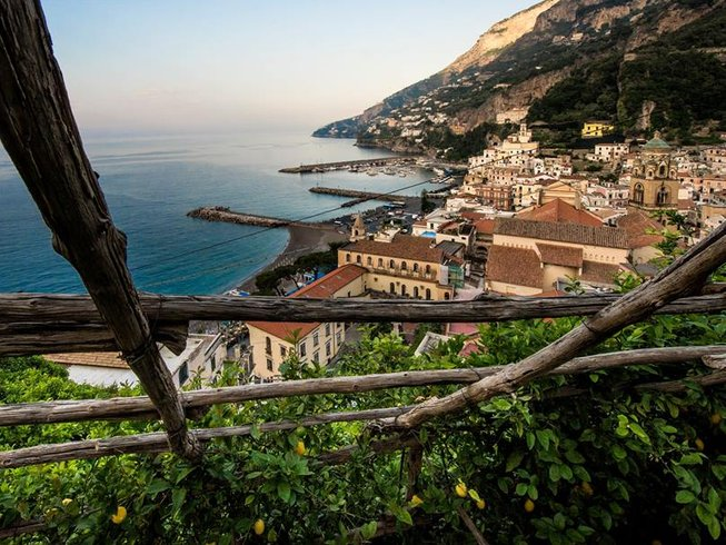 14 Days Cooking Holidays in Italy