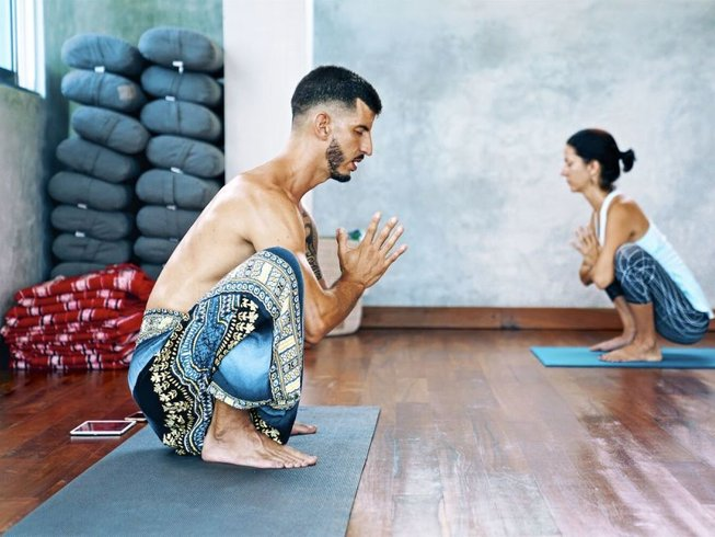 6 Days Energizing Tribal Tulum Personal Yoga Retreat in Mexico
