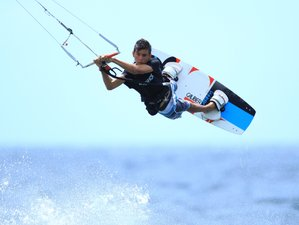 4 Days Beginner Kitesurf Camp in Jericoacoara, Brazil