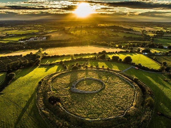 7 Days Autumn Yoga Retreat in Wexford, Ireland
