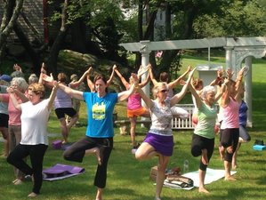 3 Days Women of Summer Solstice Yoga Holiday in Massachusetts, USA