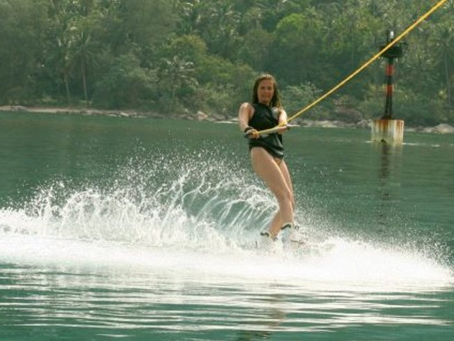 8 Days Luxury Wakeboarding Surf Camp in Koh Phangan, Thailand