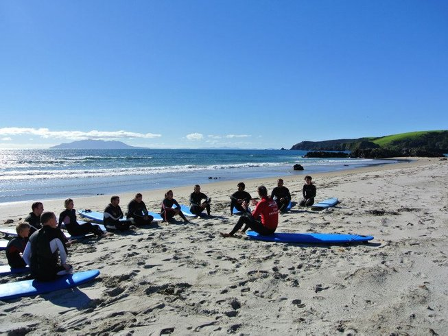 4 Days Ultimate Surfaris in New Zealand