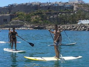 7 Day Guided SUP Surf Camp Gran Canaria, Canary Islands