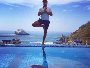 7 Day Men Only Yoga Retreat in Zipolite