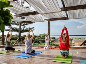 7 Days Well-Being and Yoga Retreat in Sicily