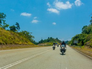 "7 Days ""West Coast"" Guided Motorcycle Tour Malaysia"