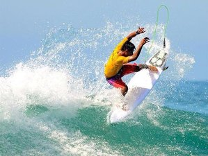 31 Day Spanish Language and Surf Camp with Good Surfing Conditions in Huanchaco, La Libertad