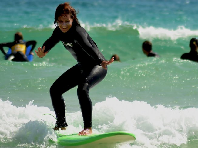 8 Days Affordable Surf Camp in Corralejo, Spain